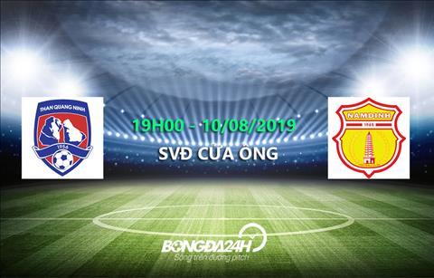 Xem trực tiếp bóng đá Quảng Ninh Nam Định vòng 20 V-League ở đâu hình ảnh