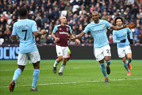 Trực tiếp bóng đá West Ham Man City ngoại hạng Anh xem ở đâu  hình ảnh