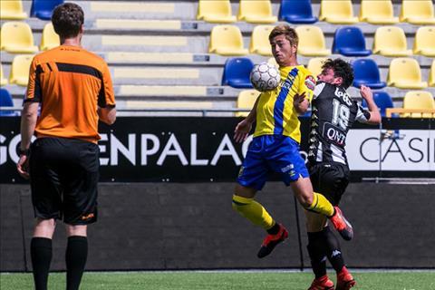Sint-Truidense thắng trận ở giải VĐQG Bỉ khi Công Phượng vắng hình ảnh