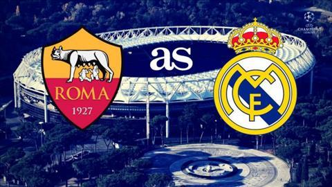 Roma vs Real Madrid 1h00 ngày 128 giao hữu CLB hè 2019 hình ảnh