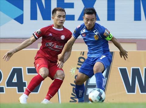 HLV Chung Hae Seong nói gì về trận Quảng Nam 2-0 TPHCM hình ảnh