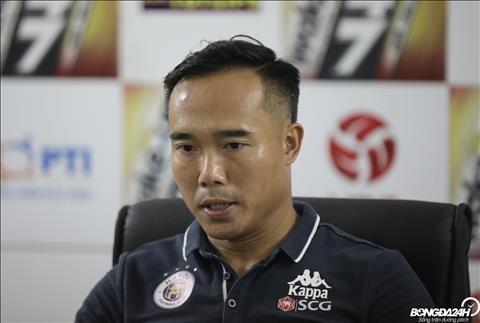 HLV phó Hà Nội FC HAGL cũng như các đối thủ khác hình ảnh