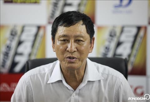 Thanh Hoá thay HLV trưởng sau trận thua thảm Hà Nội hình ảnh