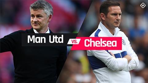 Xem trực tiếp bóng đá MU vs Chelsea ngoại hạng Anh 2019 ở đâu  hình ảnh