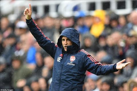 Newcastle 0-1 Arsenal Đổi thay từ sự… không thay đổi người hình ảnh