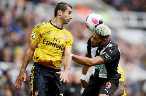 Arsenal cua Mkhitaryan xu ly kem