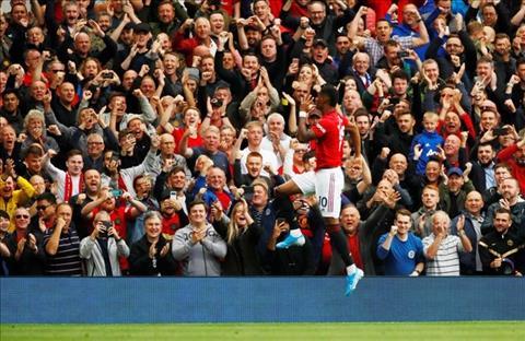 Chelsea vs MU Rashford lap cu dup