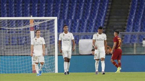 Trực tiếp Roma vs Real Madrid xem giao hữu bóng đá các CLB 2019 hình ảnh