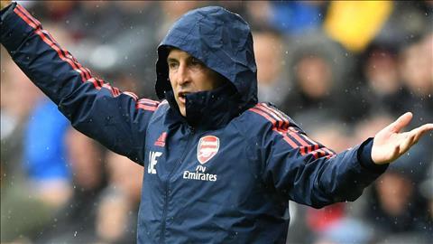 Chỉ với 1 trận đấu, Arsenal đã cân bằng thành tích mùa 201819 hình ảnh