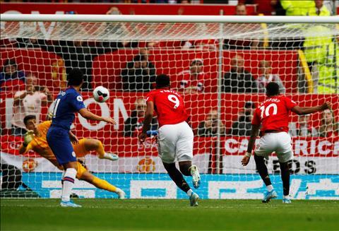 MU vs Chelsea Rashford và Martial xóa tan hình bóng Lukaku hình ảnh
