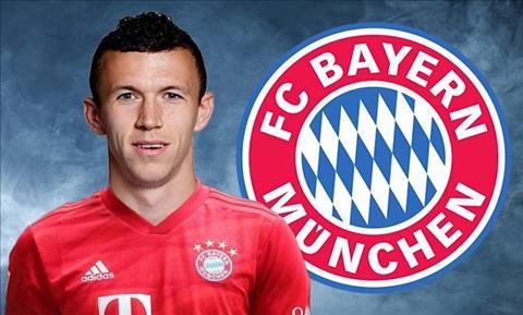 Perisic chuan bi ky hop dong voi Bayern