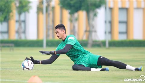 Dot nay, thay Park chi trieu tap 2 thu mon len tuyen, nguoi con lai la Phan Minh Thanh (Quang Ninh).