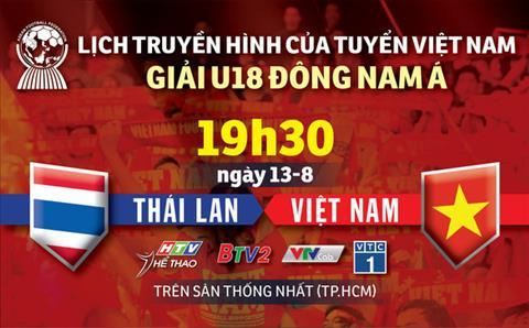 Trực tiếp U18 Việt Nam vs U18 Thái Lan U18 ĐNA 2019 hôm nay 138 hình ảnh