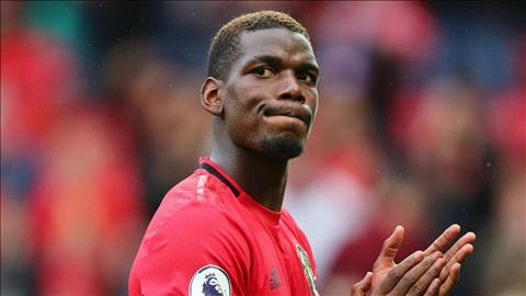 Tiền vệ Paul Pogba sẵn sàng gia hạn hợp đồng với MU hình ảnh