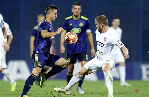 Ferencvaros vs Dinamo Zagreb 1h00 ngày 148 Champions League 201920 hình ảnh