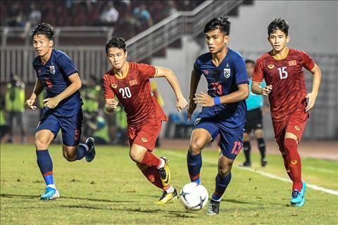 U18 Viet Nam vs U18 Thai Lan