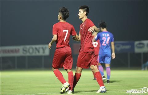 TRỰC TIẾP U22 Việt Nam 1-0 Kitchee (H2) Sao Việt kiều mở tỷ số trên chấm 11m hình ảnh 7