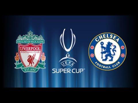 Đội hình Liverpool vs Chelsea tại Siêu cúp châu Âu 2019 đêm nay hình ảnh