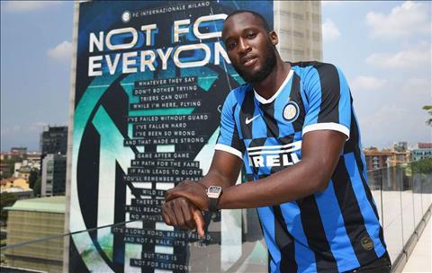 Mới gia nhập Inter, Romelu Lukaku đã quay ra nói xấu chốn xưa hình ảnh