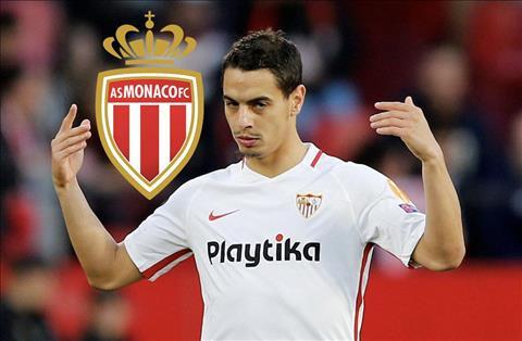 CHÍNH THỨC Monaco mua Wissam Ben Yedder thành công hình ảnh