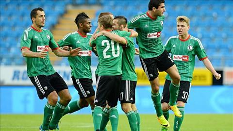 Atromitos vs Legia Warszawa 23h00 ngày 148 Europa League 201920 hình ảnh