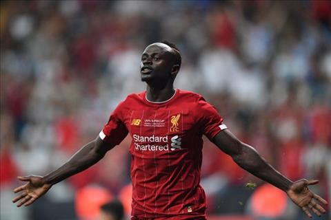 Sadio Mane la cau thu ghi ca 2 ban cho Liverpool