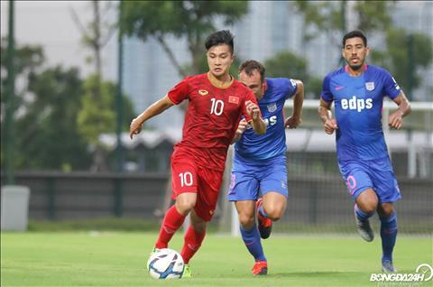 ẢNH Ghi bàn vào lưới Kitchee, Martin Lo có hành động thú vị sau trận đấu hình ảnh 2