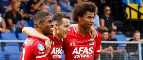 AZ Alkmaar vs Mariupol 1h30 ngày 168 Europa League 201920 hình ảnh