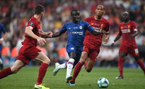 Liverpool vs Chelsea The Blues và Pulisic chứng tỏ tiềm năng hình ảnh