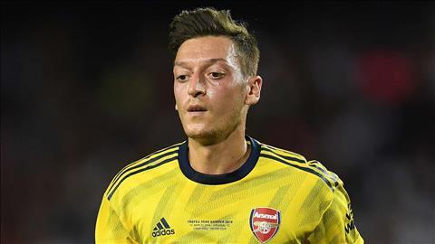 Đây! Lý do Mesut Ozil vắng mặt trước Burnley hình ảnh