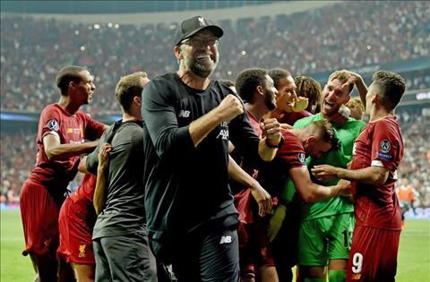 Jurgen Klopp tự hào về Liverpool sau trận đấu 'quyền anh' với Chelsea hình ảnh