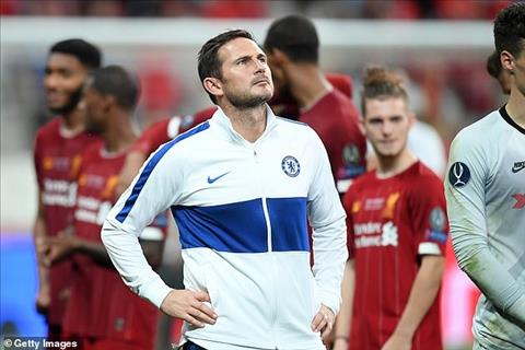 Lampard vs Liverpool