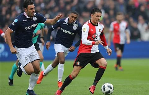Dinamo Tbilisi vs Feyenoord