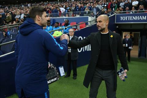 Man City vs Tottenham hình ảnh