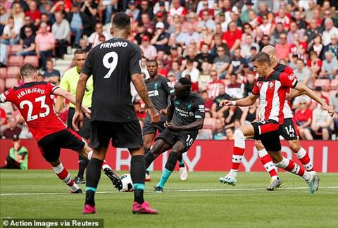 3 người thắng và 3 người thất bại sau trận Southampton vs Liverpool hình ảnh