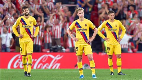 Bilbao 1-0 Barca