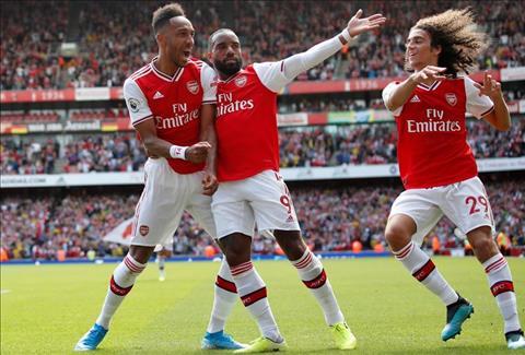 Khởi đầu như mơ, sao Arsenal sớm nghĩ về Top 4 và vé Champions League hình ảnh