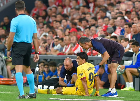 Bilbao 1-0 Barca Vắng Messi, nhà ĐKVĐ thua đau trận mở màn La Liga 201920 hình ảnh 2