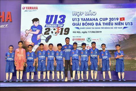 Lịch thi đấu cụ thể giải bóng đá U13 Yamaha Cup 2019 hình ảnh