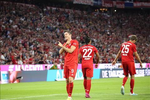 Bayern Munich 2-2 Hertha Berlin