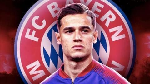 Barca xac nhan de Coutinho toi Bayern Munich