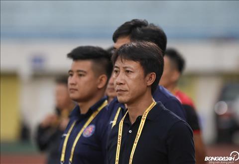 HLV Nguyen Thanh Cong noi ve tran Sai Gon thang Viettel.