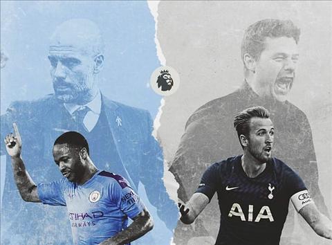 Manchester City vs Tottenham Hotspur Hiểm địa Etihad hình ảnh
