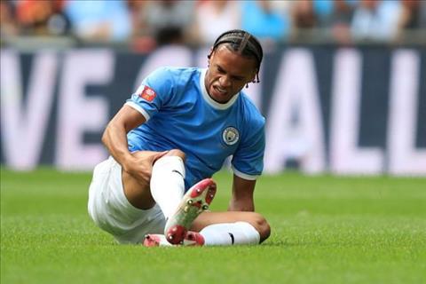 Man City muốn gia hạn hợp đồng với Leroy Sane hình ảnh