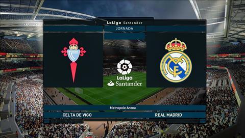 Trực tiếp bóng đá Celta Vigo Real Madrid La Liga 2019 ở đâu hình ảnh