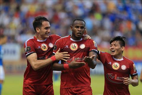 Trực tiếp bóng đá TP HCM vs Quảng Ninh link xem FPT Play Vtv6 hình ảnh