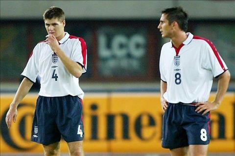 Frank Lampard Tiếng vọng quá khứ phản ánh những nhược điểm hiện tại hình ảnh