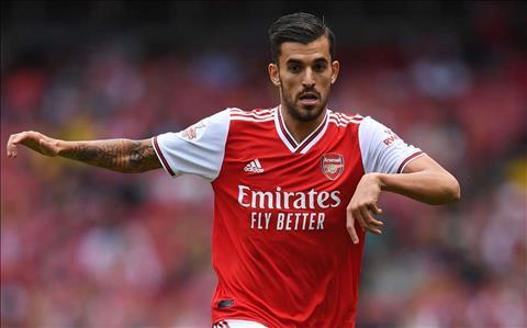 2 huyền thoại Arsenal bày tỏ thiện cảm với Dani Ceballos hình ảnh