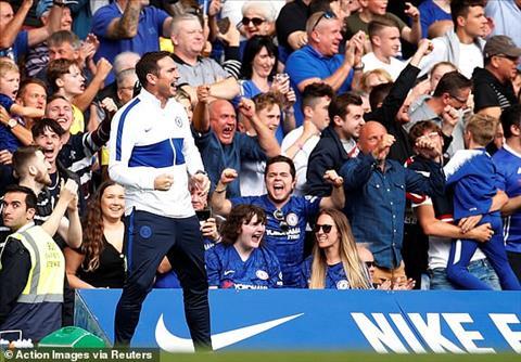 HLV Frank Lampard đặt mục tiêu trước trận gặp Norwich hình ảnh
