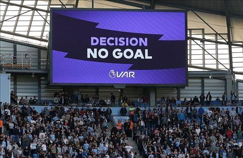 Man City vs Tottenham 2-2 Cơn ác mộng VAR lại ùa về hình ảnh